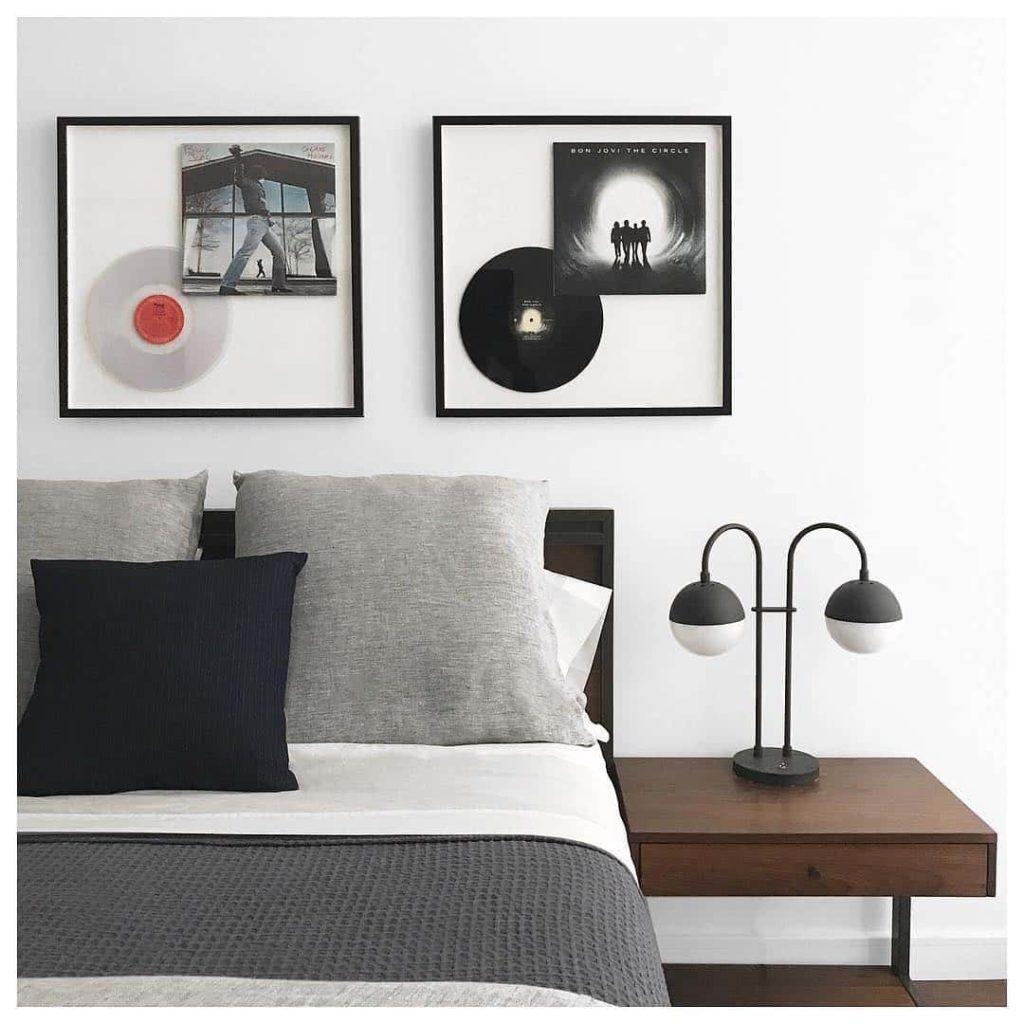 Cadeautip vaderdag: Vinyl inkaderen of inlijsten
