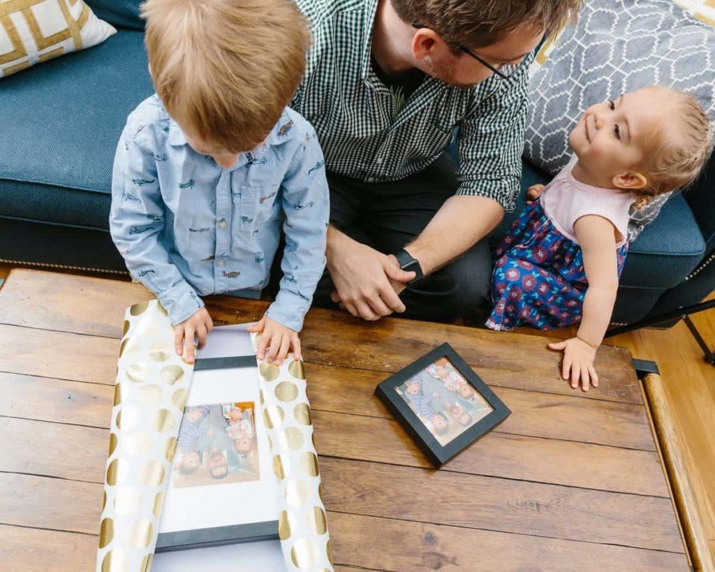 Cadeautip vaderdag: Reisfoto inkaderen of inlijsten