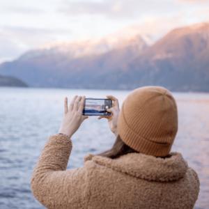 Digitale foto inlijsten
